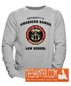 University of American Samoa Law School Sweatshirt
